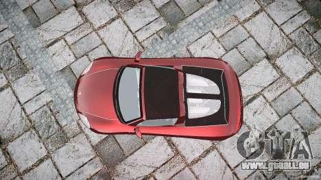 Porsche Carrera GT für GTA 4 Seitenansicht