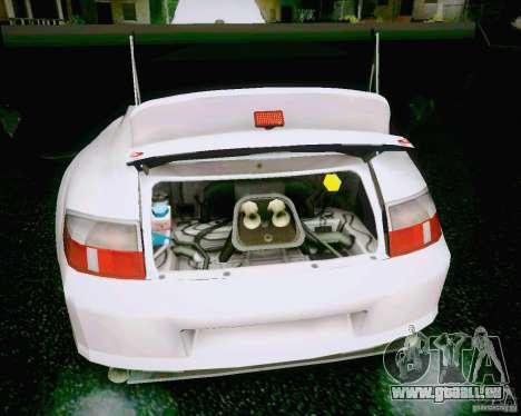 Porsche 911 GT3 für GTA San Andreas Rückansicht