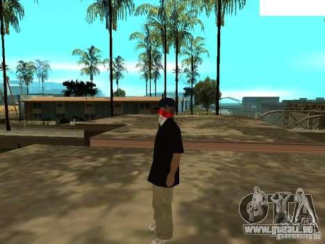 Mexicano Skin für GTA San Andreas zweiten Screenshot