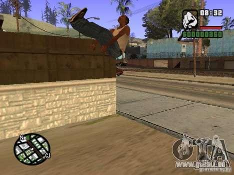 ACRO Style mod by ACID für GTA San Andreas neunten Screenshot