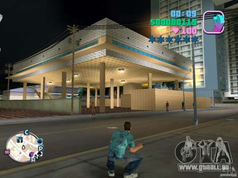 Autoservice and Sex Shop für GTA Vice City zweiten Screenshot