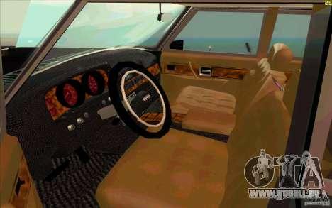 ZIL 41041 für GTA San Andreas Seitenansicht