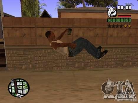ACRO Style mod by ACID für GTA San Andreas elften Screenshot