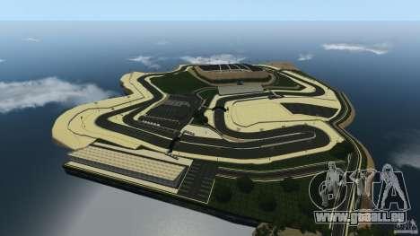 Laguna Seca [HD] Retexture für GTA 4 Sekunden Bildschirm