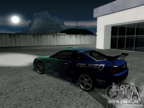 ENBSeries by Shake pour GTA San Andreas