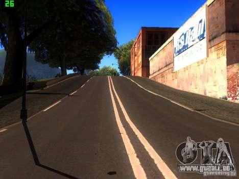Roads Moscow pour GTA San Andreas septième écran