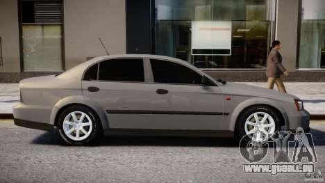 Chevrolet Evanda pour GTA 4 est une vue de dessous
