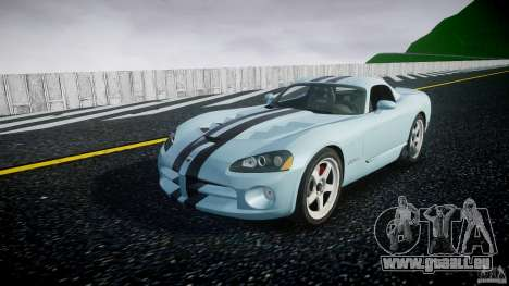 Dodge Viper SRT-10 pour GTA 4