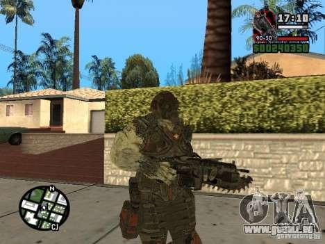 Lokast Grunt de Gears of War 2 pour GTA San Andreas