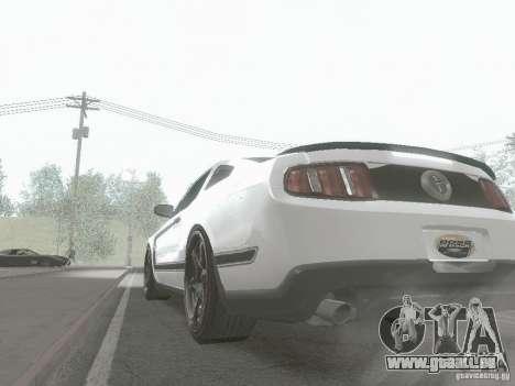 ENBSeries by Shake pour GTA San Andreas deuxième écran