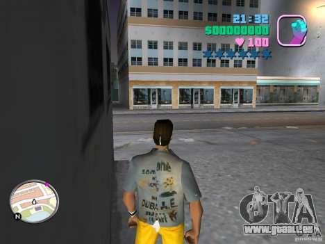 Nouveaux skins Pak pour GTA Vice City