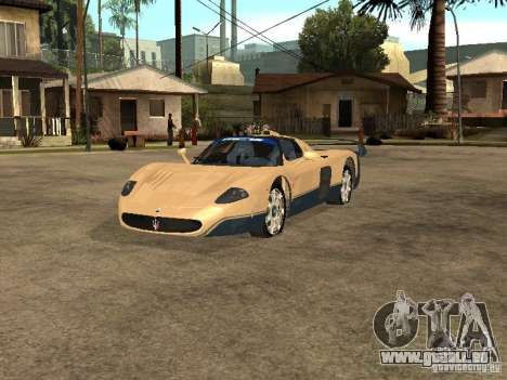 Maserati MC12 pour GTA San Andreas