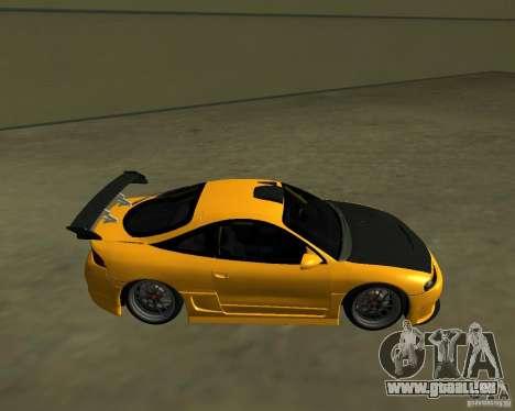 Mitsubushi Eclipse GSX tuning für GTA San Andreas linke Ansicht
