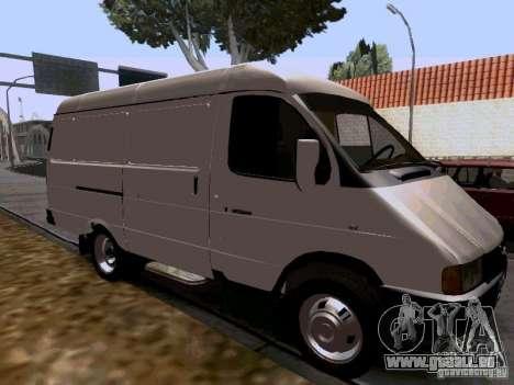Gazelle 2705 1994 für GTA San Andreas