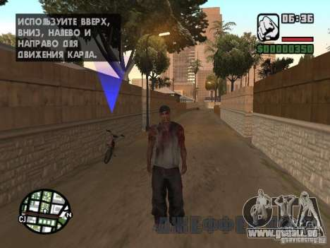 Markus young für GTA San Andreas her Screenshot