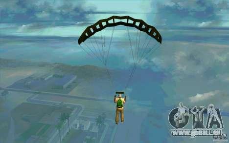 Militärische Fallschirm für GTA San Andreas zweiten Screenshot