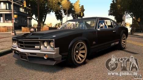 New Sabre GT für GTA 4