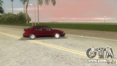 SAAB 9000 Anniversary v1.0 für GTA Vice City rechten Ansicht