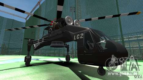 Liberty Sky-lift pour GTA 4