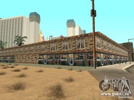 New Transfender: CTO pour GTA San Andreas deuxième écran