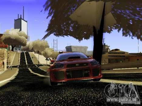 ENBSeries by Maksss@ für GTA San Andreas zweiten Screenshot