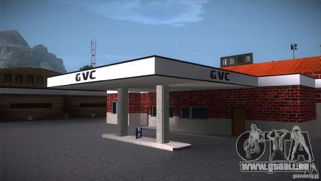 San Fierro Upgrade pour GTA San Andreas