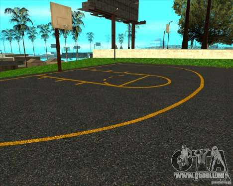 Basket-ball HQ pour GTA San Andreas