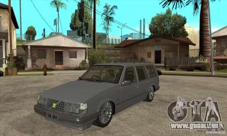 Volvo 945 Wentworth R pour GTA San Andreas