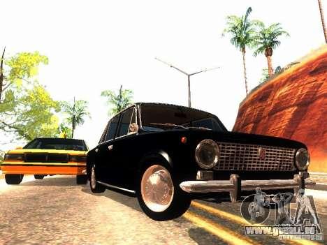 VAZ 2101 Drain pour GTA San Andreas