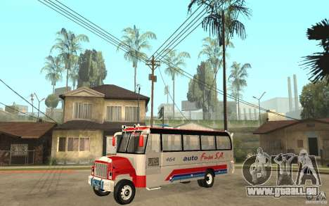 Kodiak B70 - Autofusa Colombia pour GTA San Andreas