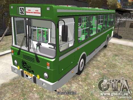 LIAZ 5256.25 für GTA 4