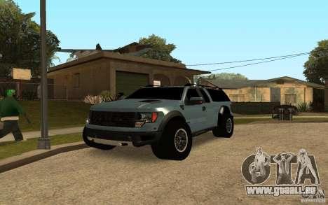Ford Velociraptor pour GTA San Andreas