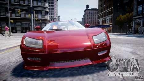 Koenigsegg CCRT für GTA 4 rechte Ansicht
