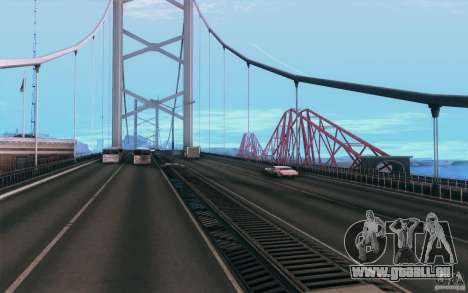 iCEnhancer V3 pour GTA San Andreas quatrième écran