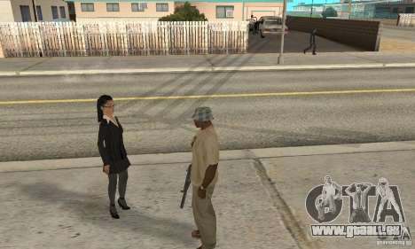 Hypnose in San Andreas für GTA San Andreas zweiten Screenshot