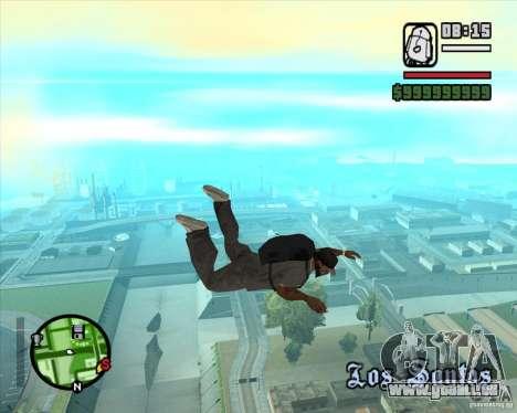 School mod pour GTA San Andreas