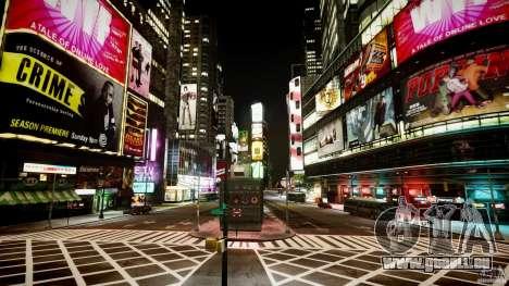 TRIColore ENBSeries By batter pour GTA 4 douzième d'écran