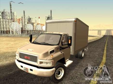 GMC 5500 2001 pour GTA San Andreas