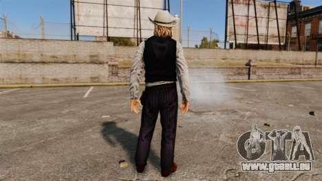 Jeff Bridges (Roy Palsifer) pour GTA 4 troisième écran