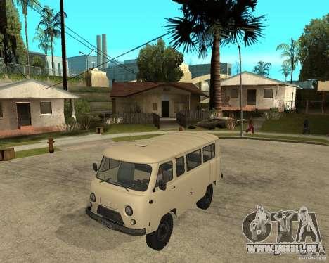 UAZ 2206 pour GTA San Andreas