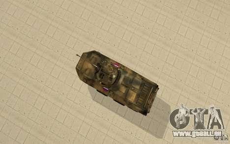 BTR-90 pour GTA San Andreas vue de droite