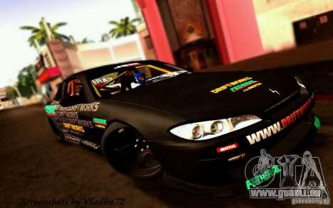 Nissan Silvia S15 Drift Works für GTA San Andreas