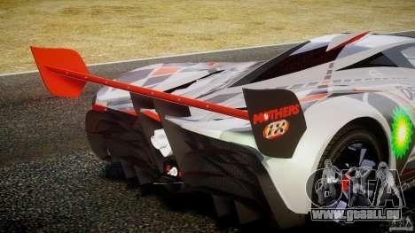 Mazda Furai Concept 2008 pour le moteur de GTA 4