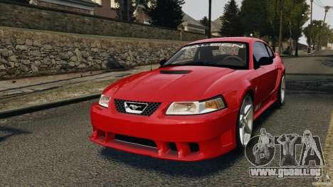 Saleen S281 2000 pour GTA 4