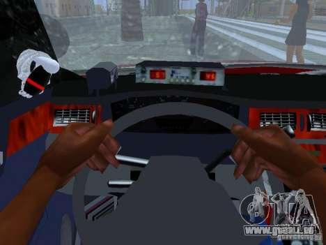 Chevrolet Impala Unmarked pour GTA San Andreas vue de côté