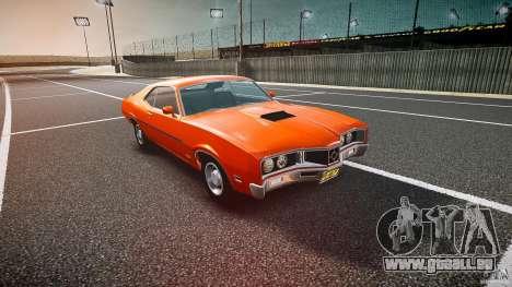 Mercury Cyclone Spoiler 1970 pour GTA 4