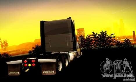 Freightliner Classic XL für GTA San Andreas rechten Ansicht