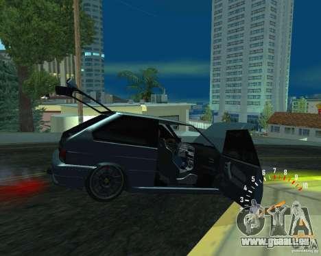 VAZ 2113 Ferarri pour GTA San Andreas laissé vue