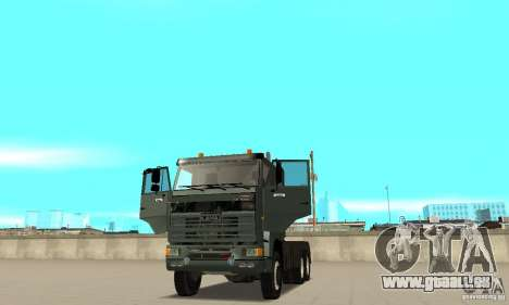 KAMAZ 65226 Tai v1.1 pour GTA San Andreas