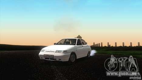 VAZ 2110 Drain für GTA San Andreas